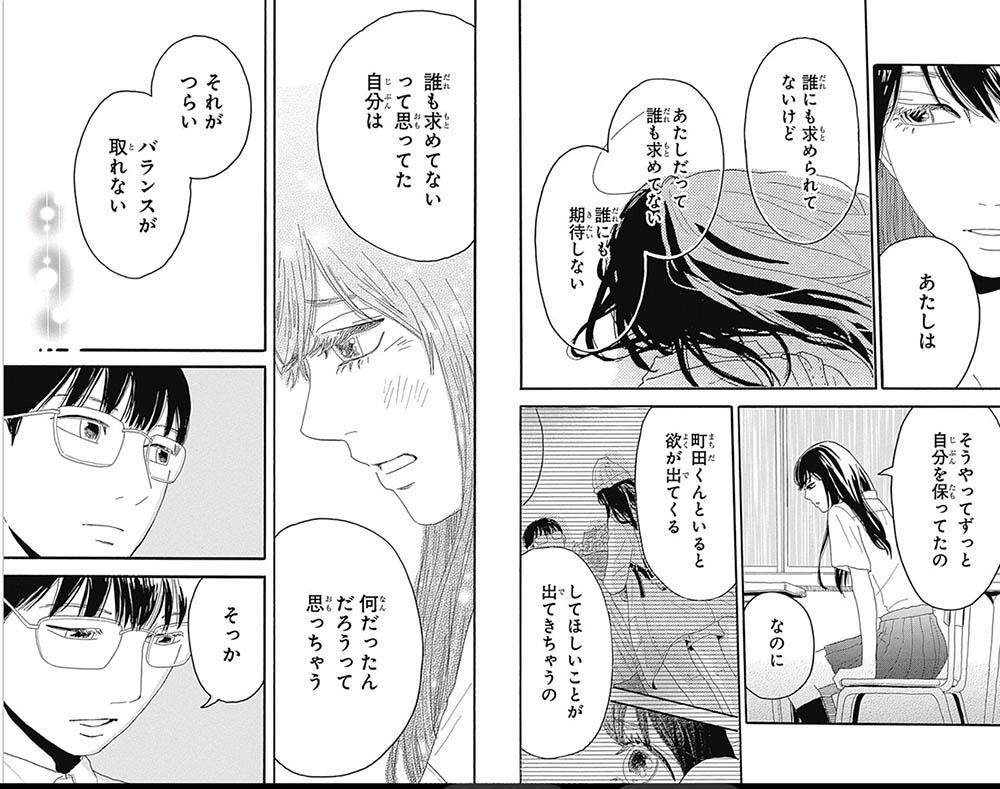 町田くんの世界 漫画 zip